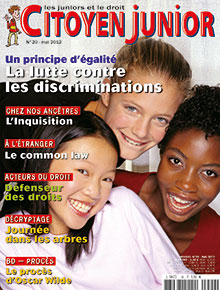 Citoyen Junior n° 20 - Mai 2012