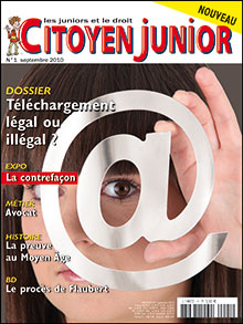 Citoyen Junior n° 1 - Septembre 2010