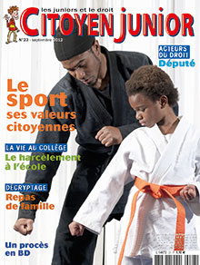 Citoyen Junior n° 23 - Septembre 2012