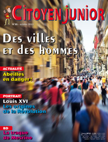 Citoyen Junior n° 35 - Octobre 2013