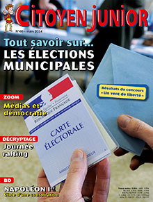 Citoyen Junior n° 40 - mars 2014