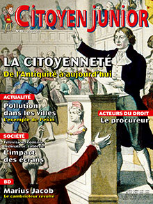 Citoyen Junior n° 41 - Avril 2014