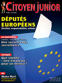 Citoyen Junior n° 42 - Mai 2014